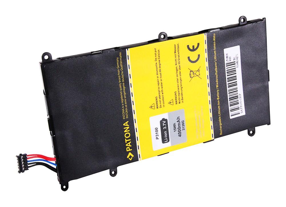 PATONA Battery f. Samsung Galaxy Tab 2 7.0 P3100, P3110, P3