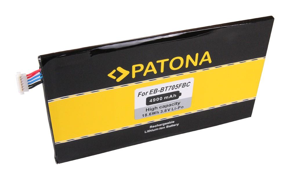 PATONA Battery f. Samsung Galaxy Tab S 8.4 Galaxy Klimt SC-0