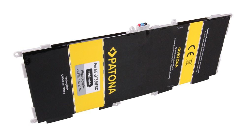PATONA Battery f. Samsung Galaxy Tab 4 10.1 Galaxy Galaxy Ta