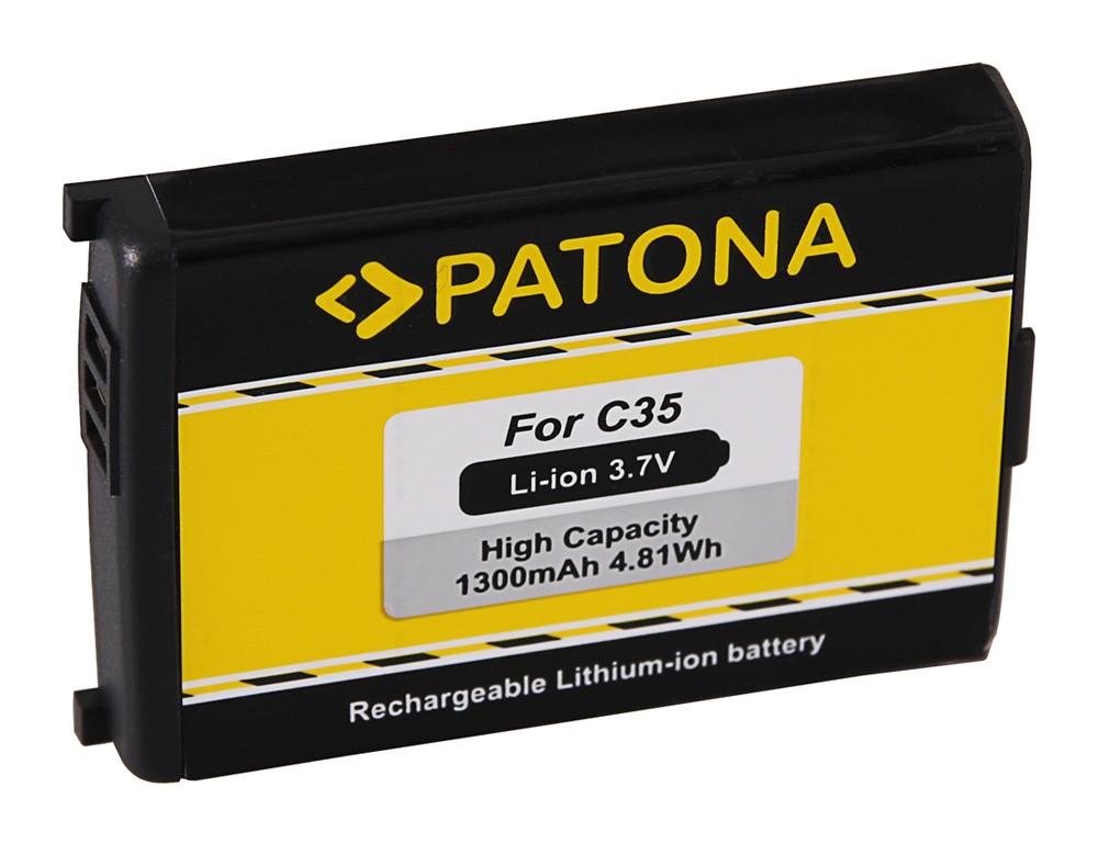 PATONA Battery f. Siemens C35 Gigaset 4000 micro 4000s micro