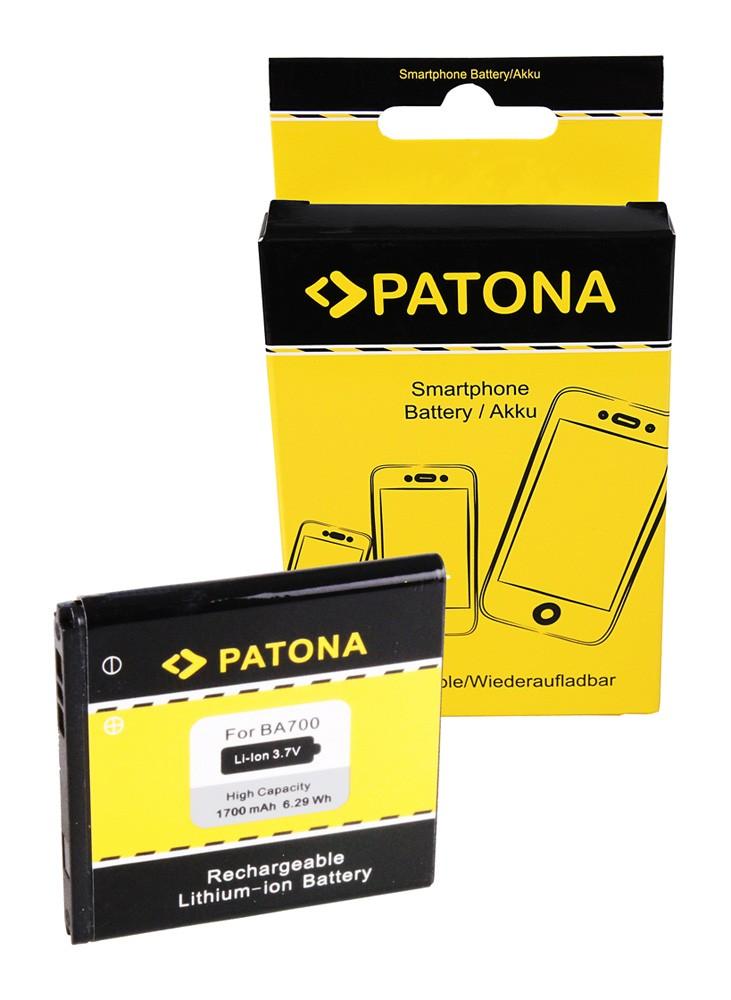 PATONA Battery f Sony Ericsson BA700 Xperia E C1504 / C1505