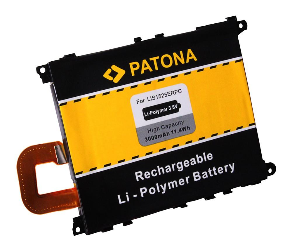 PATONA Battery f. Sony Xperia Z1, LT39h, L39h, C6902, C6903