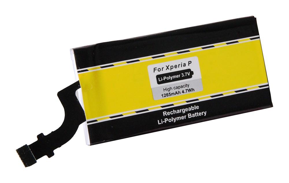 PATONA Battery f. Sony Xperia P, LT22i AGPB009-A001