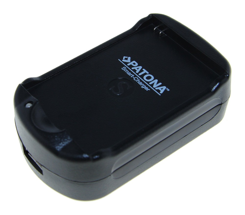 PATONA 2in1 Charger for battery SAMSUNG Galaxy S4 + USB-Out