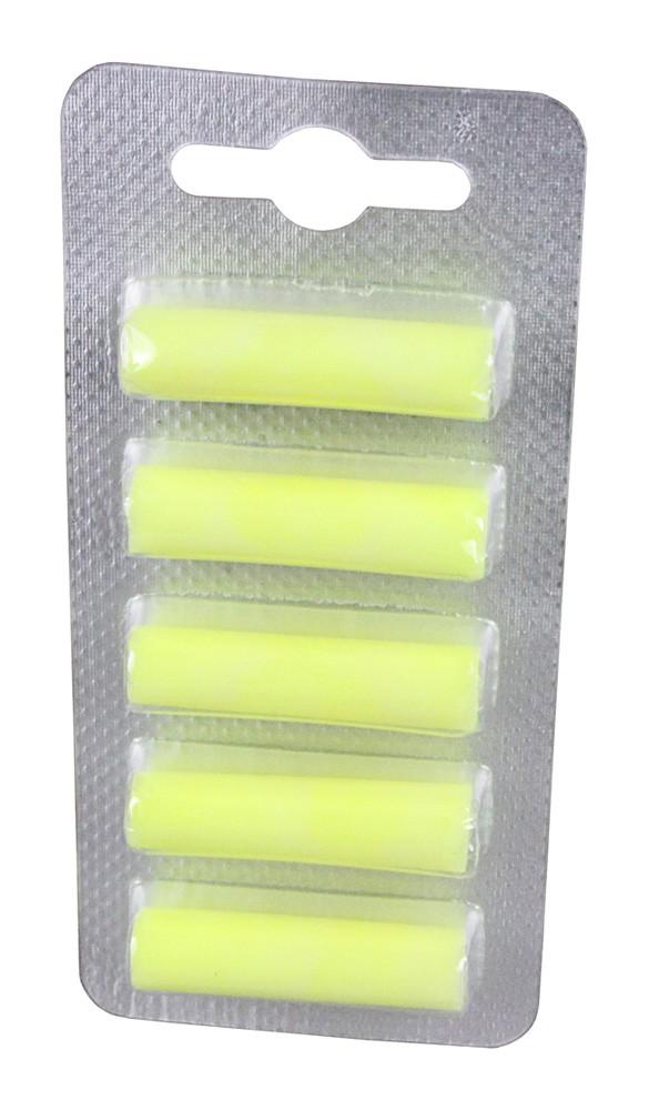 PATONA 5 Deosticks Diffuser Sticks for STOFZUIGER yellow lem