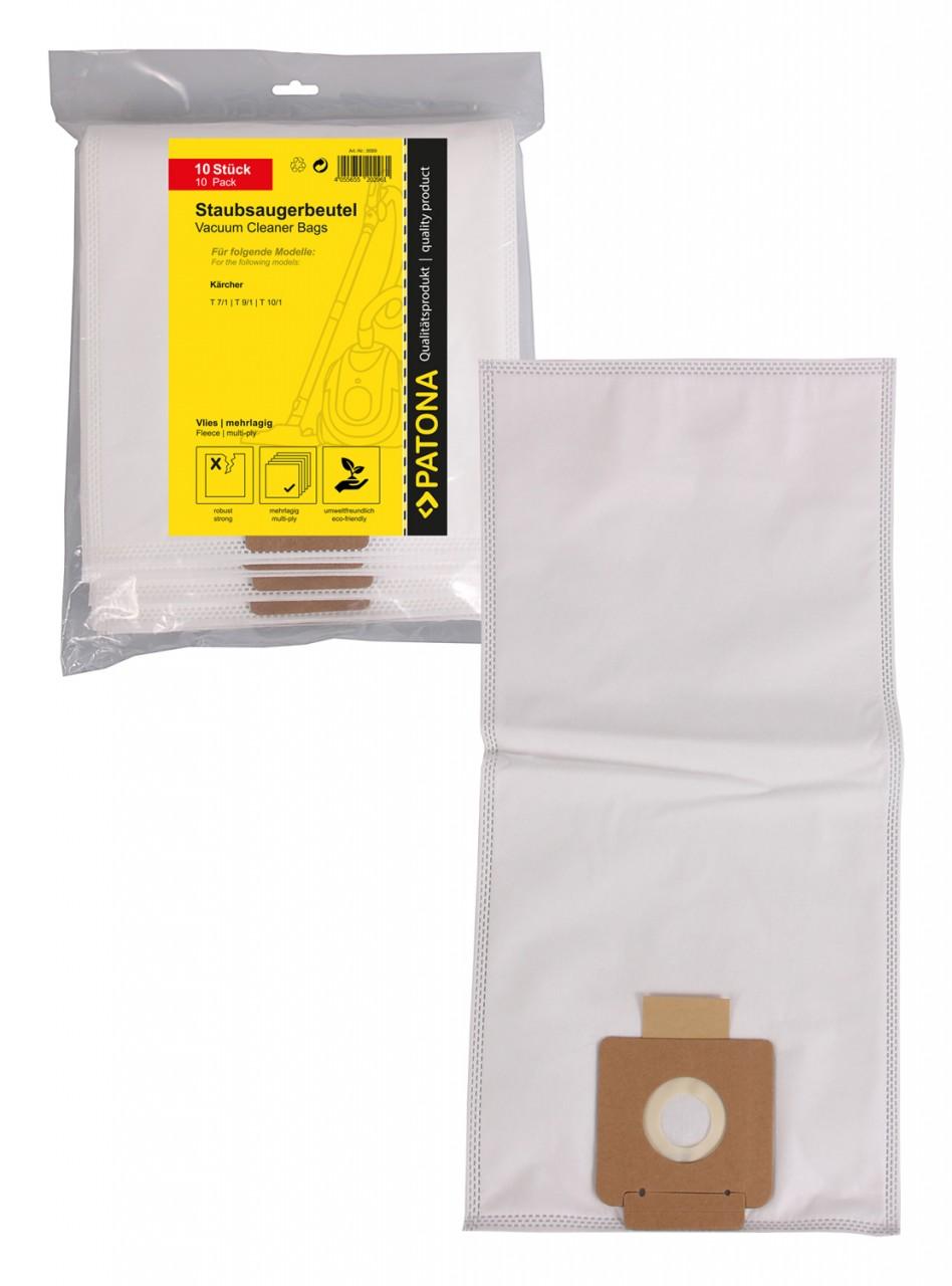 PATONA 10 STOFZUIGER bag multi layer fleece f. Kärcher T 7/1