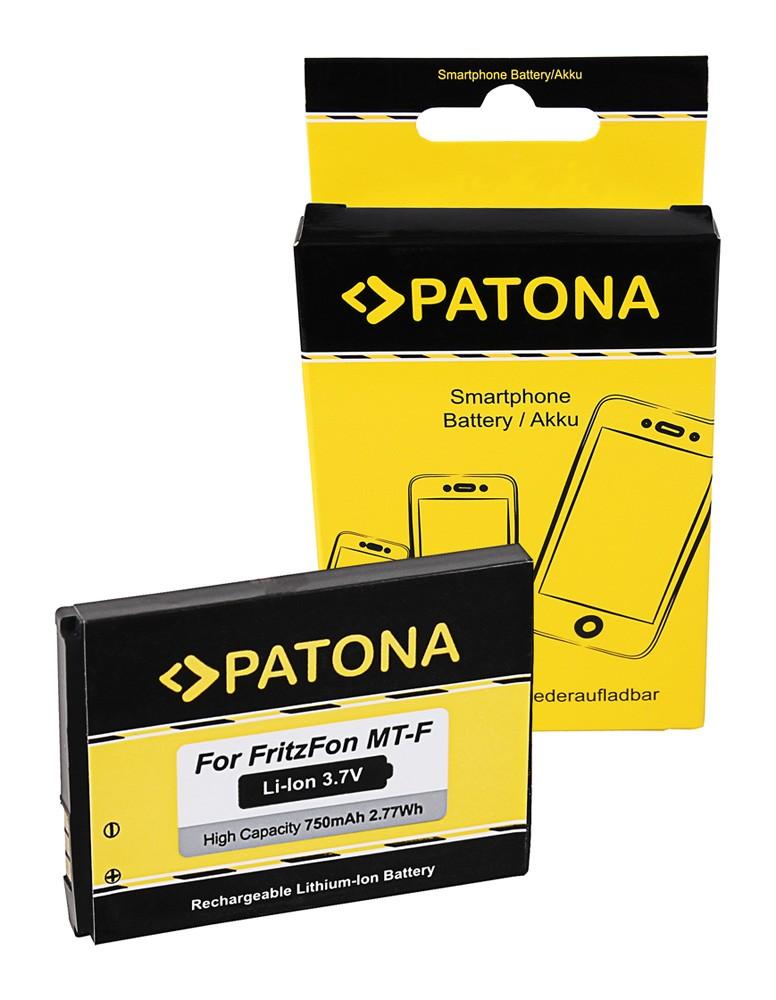 PATONA Battery f. AVM Fritz! Fon M2 C4 C5 312BAT006