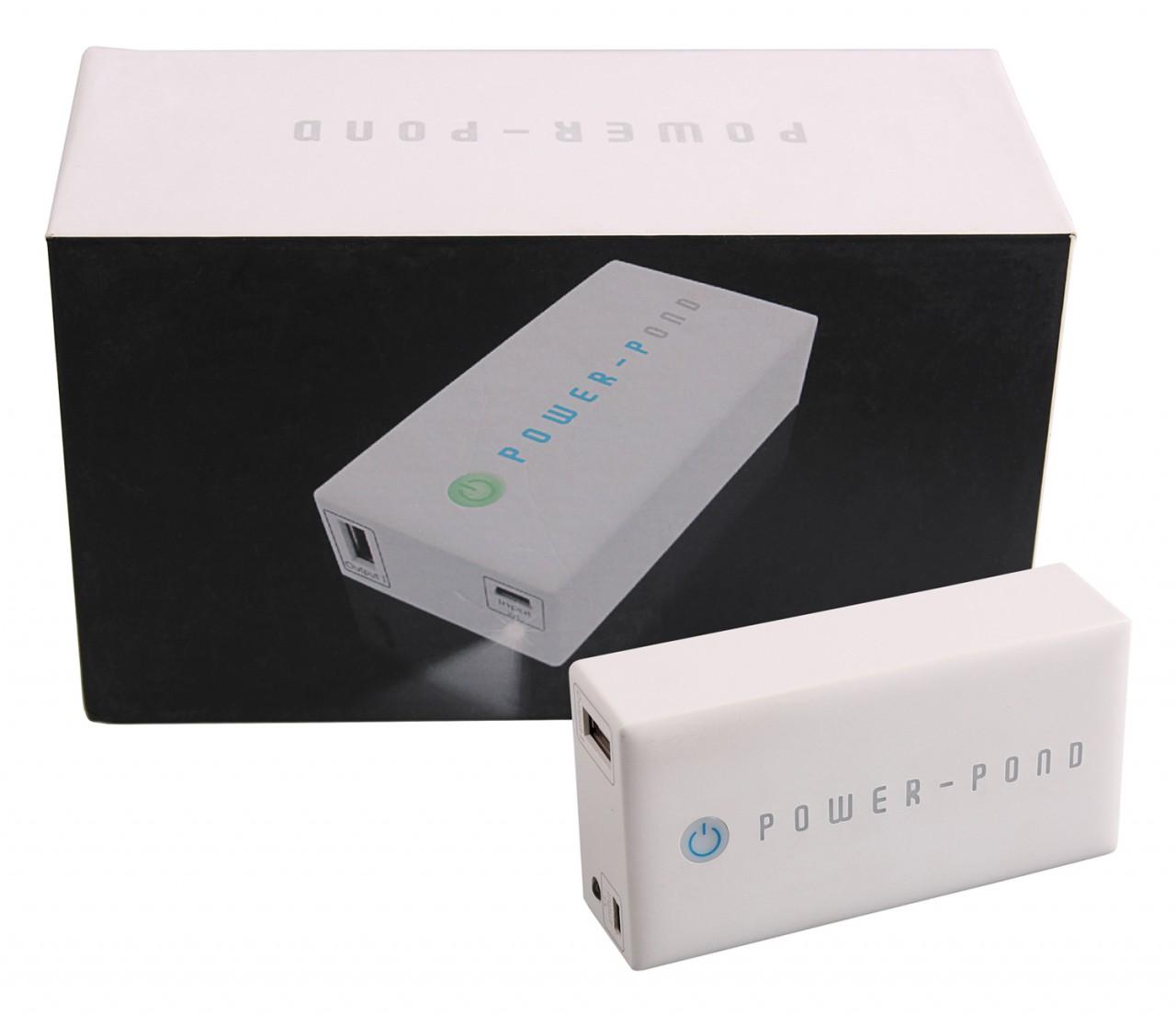 PATONA POWER-POND edle Powerbank f. IPHONE IPAD SMARTPHONE D